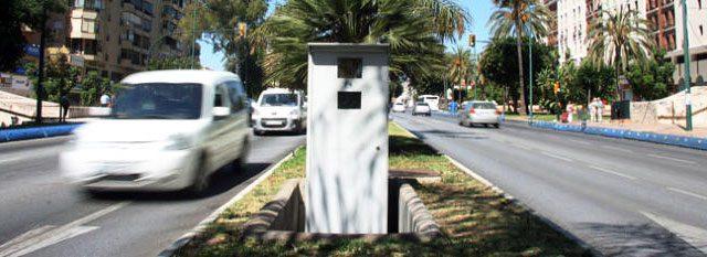 Radar en Malaga