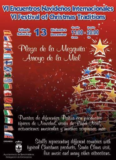 christmas traditions benalmadena
