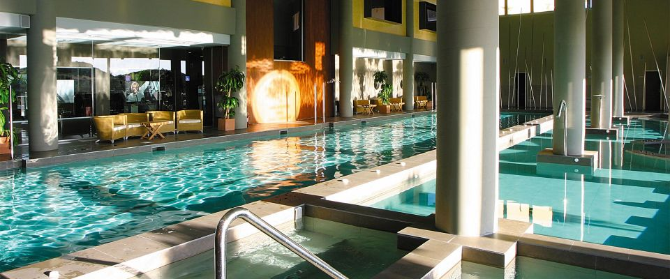 Baño Arabe Benalmadena:Nagomi Spa Hotel Reserva del Higuerón, Benalmádena
