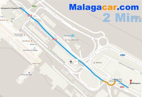 Car Rent Airport Malaga