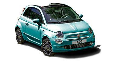 Grupo SA - Fiat 500 Cabrio Auto