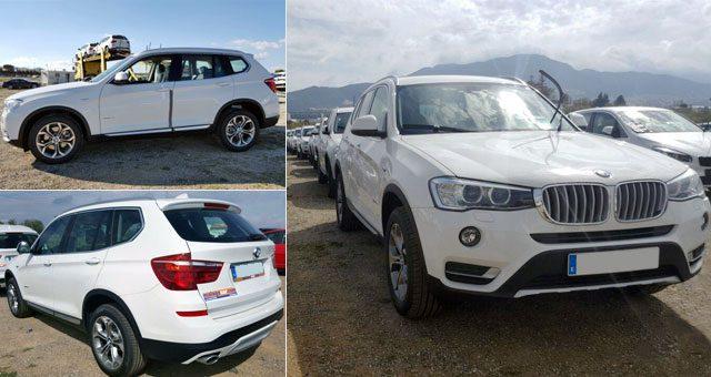 Alquiler de SUV en Malaga