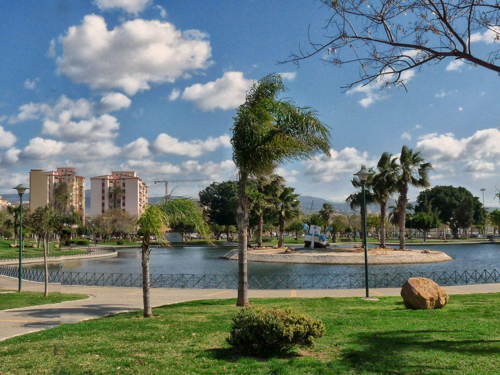 Los 6 mejores parques de m laga capital blog de - Espacios verdes malaga ...