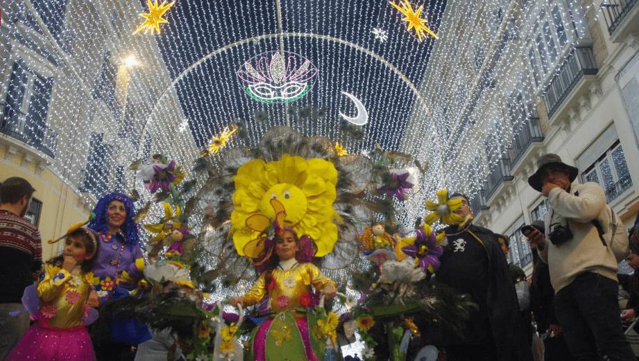 Carnaval Málaga 2018