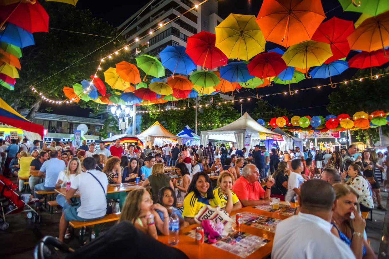 Festival de Culturas Torremolinos 2018