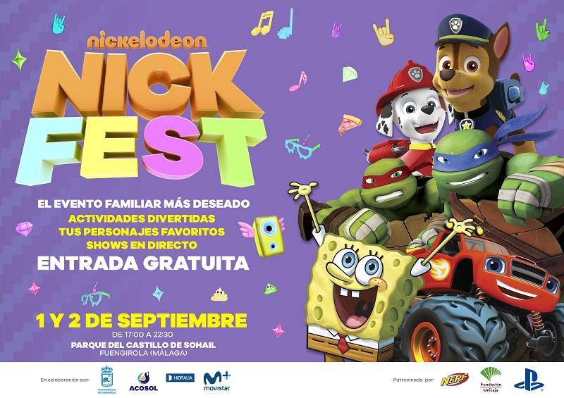 Nick Fest Fuengirola