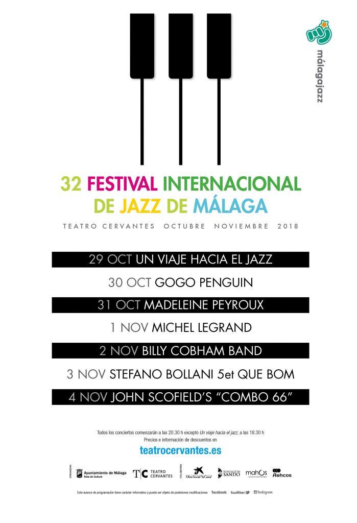 Festival de Jazz Málaga