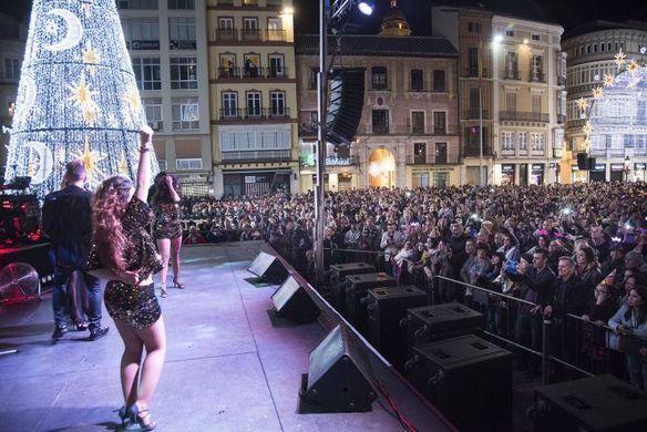 Noche Vieja Málaga