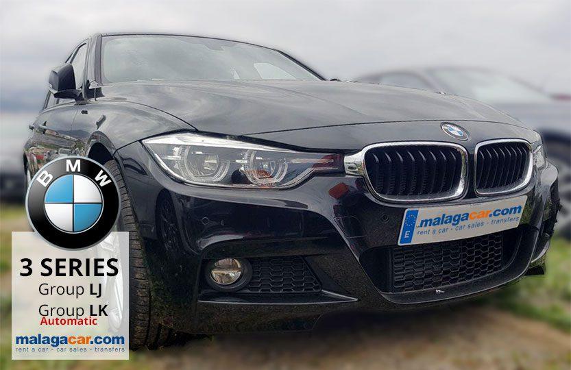 BMW Serie 3 Malagacar.com