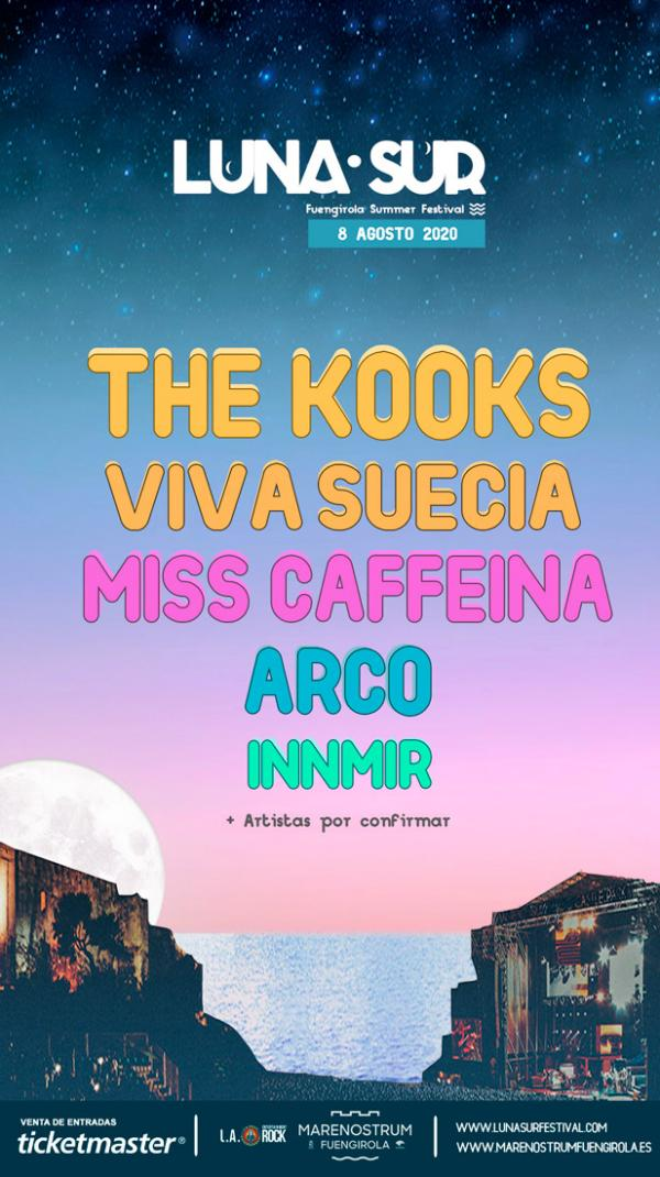Luna Sur Festival Fuengirola 2020