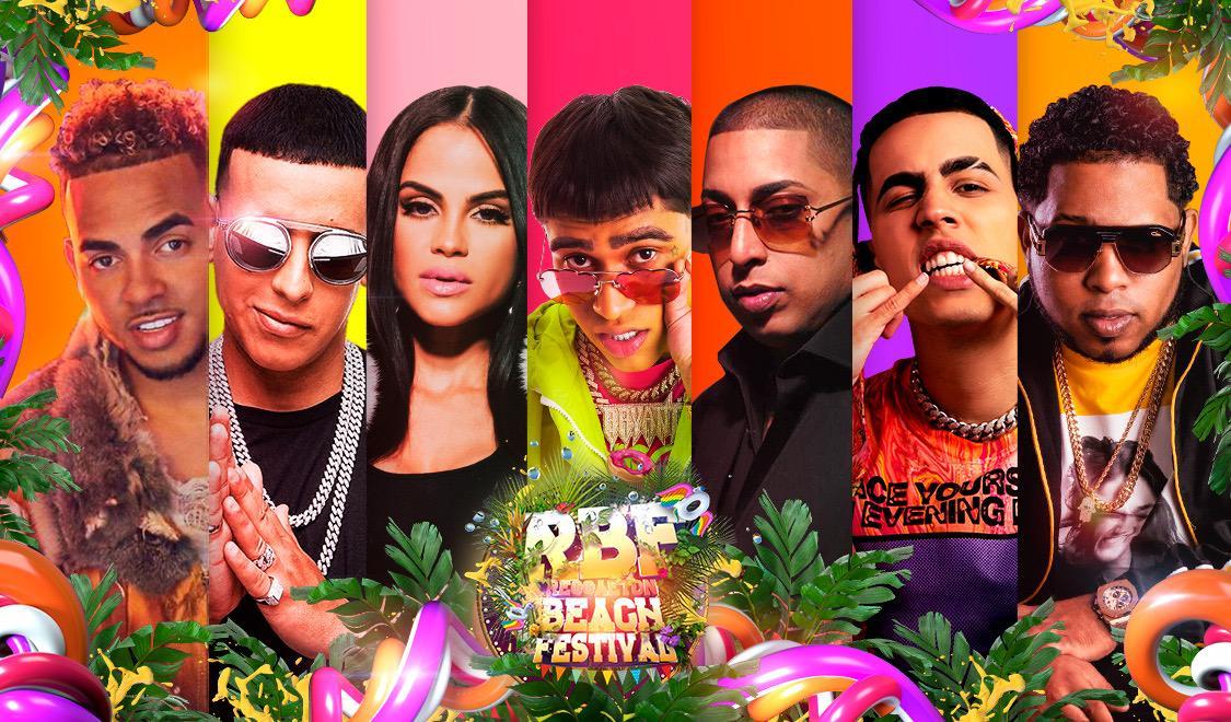 Reggaeton Beach Festival Marbella 2020