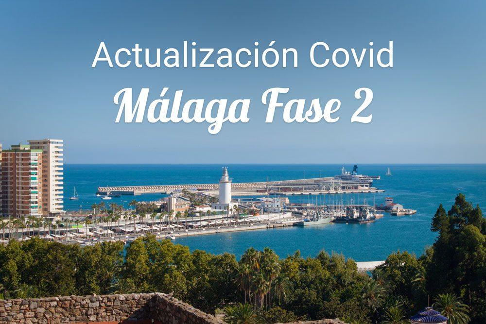Covid Málaga Fase 2