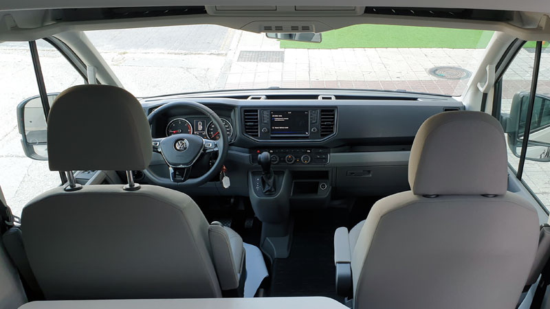 Salpicadero VW Grand California 600
