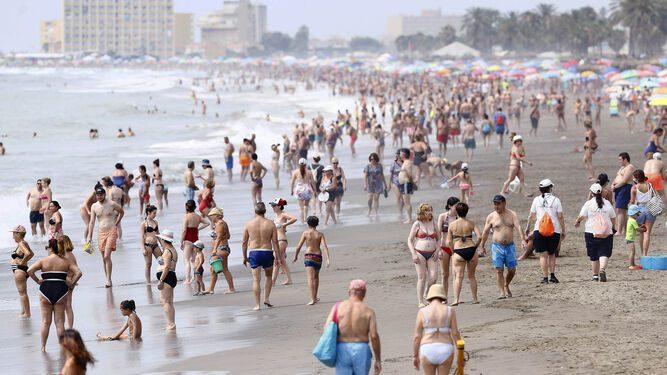 playas costa del Sol verano 2020
